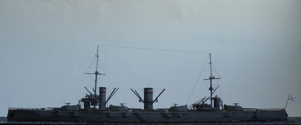 Русский линейный корабль дредноутного типа «Гангут»