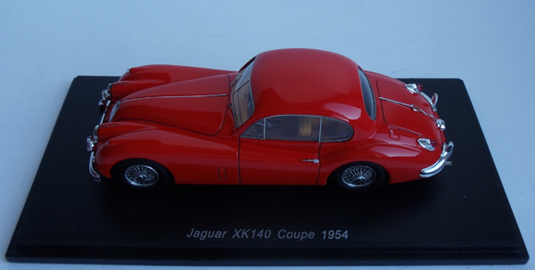 Ягуар XK140 Coupe 1954