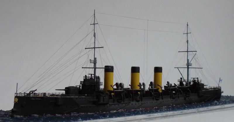 Бронепалубный крейсер Олег