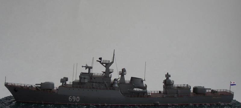 Сторожевой корабль «Дельфин» Пр.1159