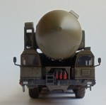 Тополь. Ракетный комплекс