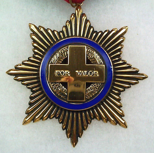 US California National Guard Medal of Valor
