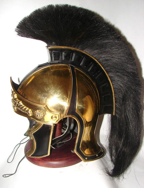 Шлем римского военноначальника (копия)