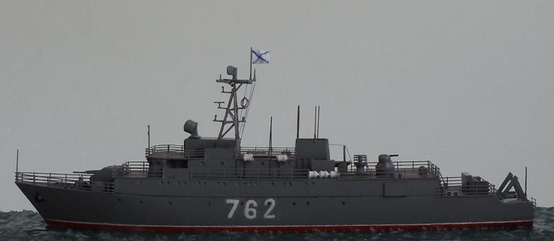 Морской тральщик проекта 12660