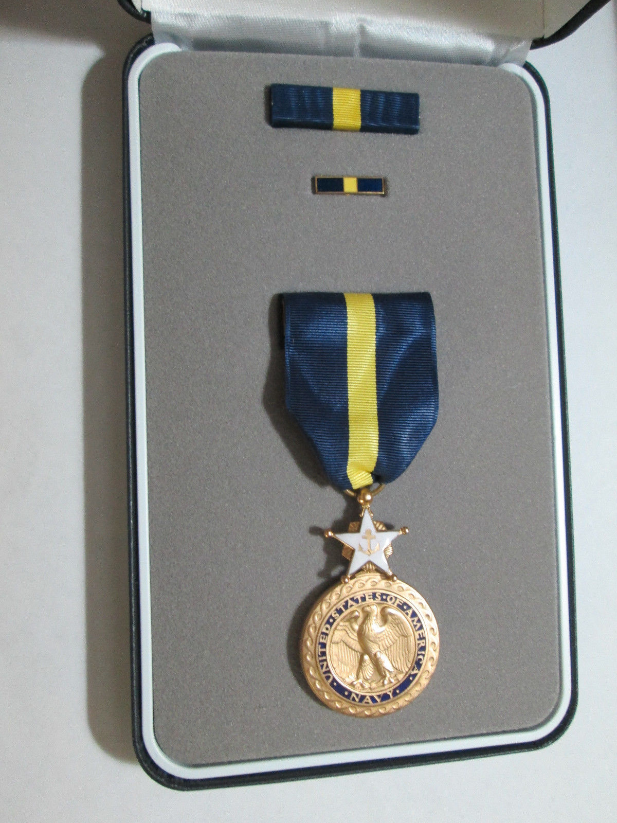 US NAVY MARINES DISTINGUISHED SERVICE MEDAL ORDER FOR OFFICERS