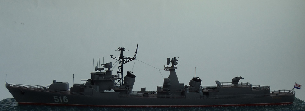 Эсминец проекта 56А.