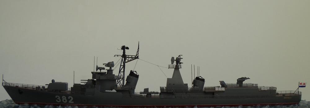 Эсминец Пр.56К Бравый