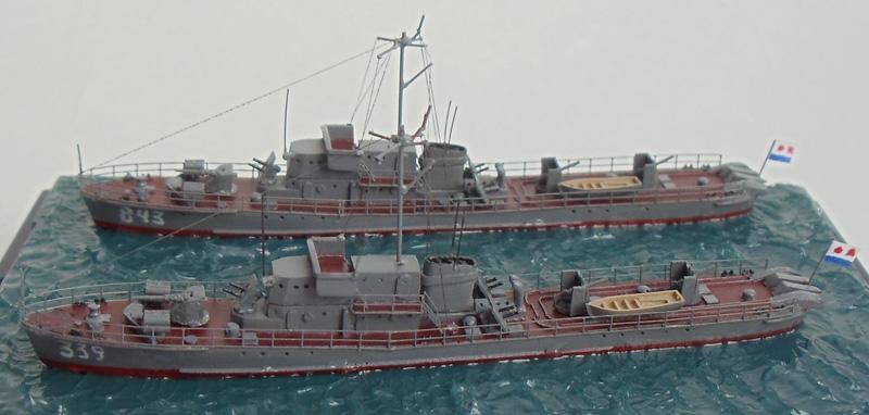 Малый противолодочный корабль пр.122 бис