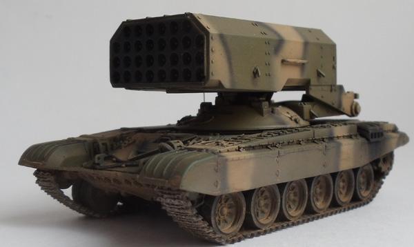 Огнеметная система ТОС-1