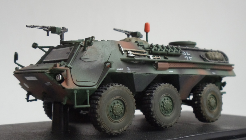Бронетранспортер TPZ Fuchs A4