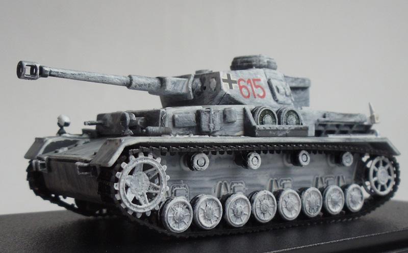 Немецкий средний танк Т-IV AUSF.G
