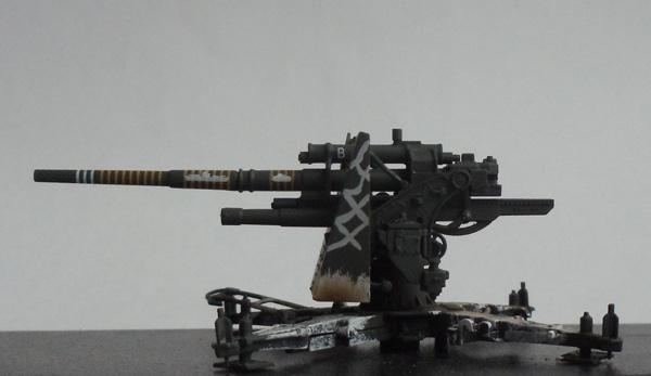 Зенитная 88-мм пушка Flak-18, Германия