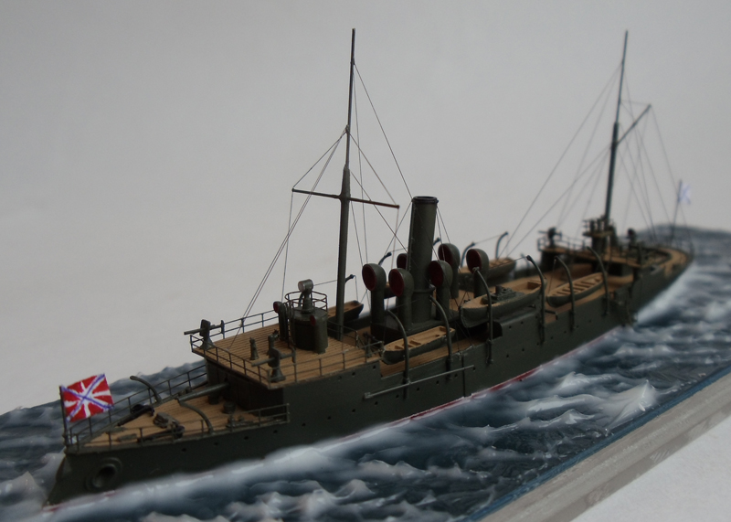 Канонерская лодка Гремящий