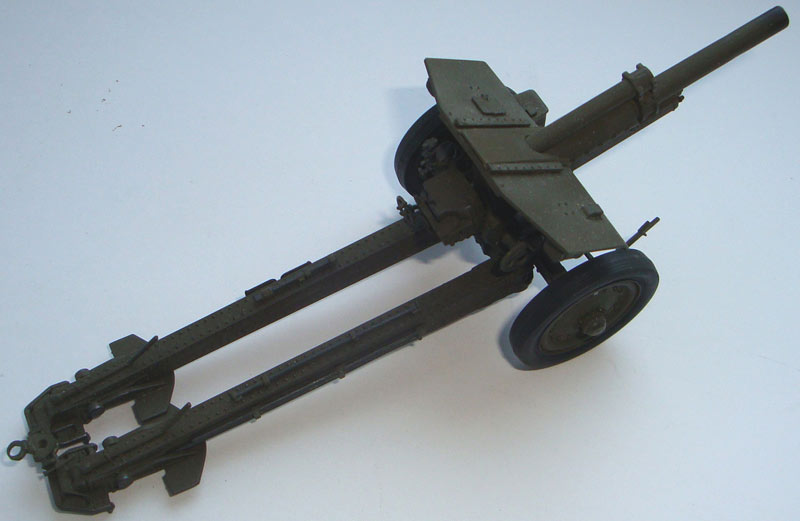 122 мм гаубица М-30