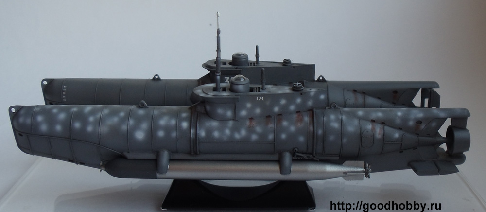 Германская подводная лодка Zeehund