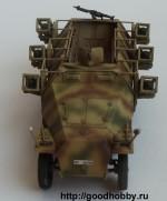 Германский  БТР Sd.Kfz.251/2 Ausf.D