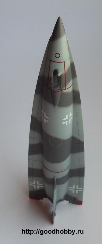Германская ракета А-9.