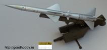 Стартовый взвод ЗРК С-75