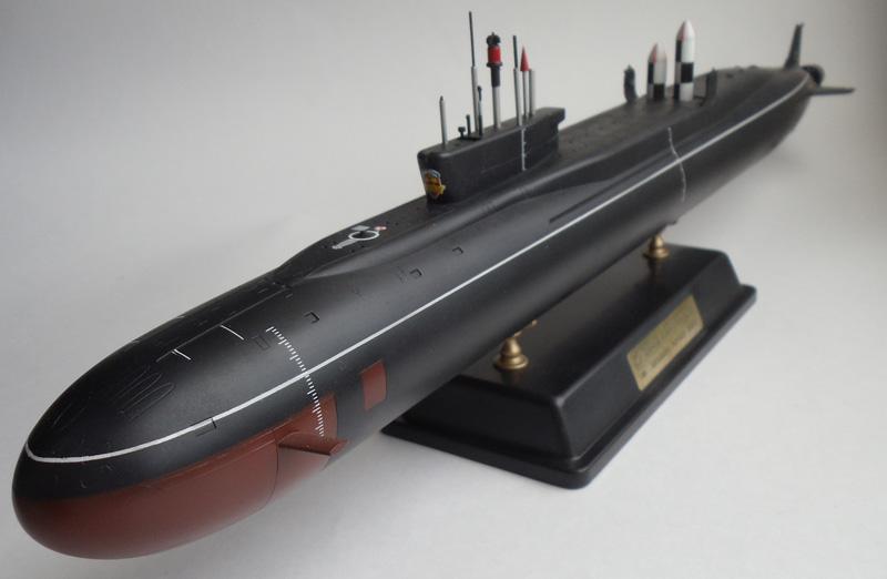 Российская стратегическая подводная лодка