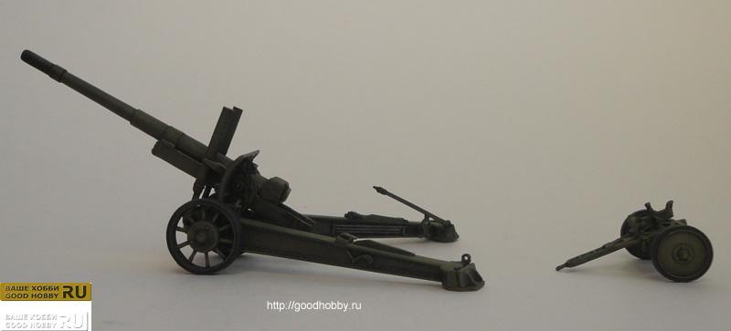 Пушка-гаубица МЛ-20