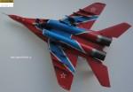 МИГ-29 пилотажной группы Стрижи