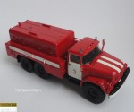 ЗИЛ-131 насосная пожарная станция
