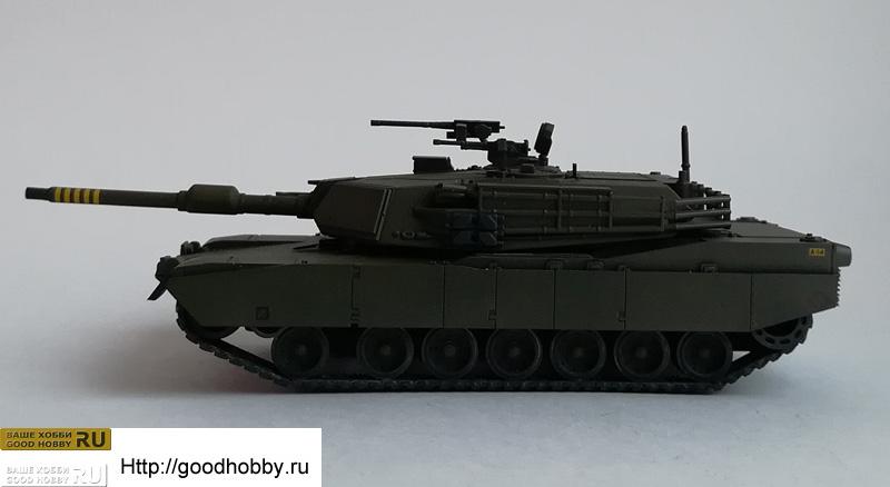 Танк M-1E1 Abrams