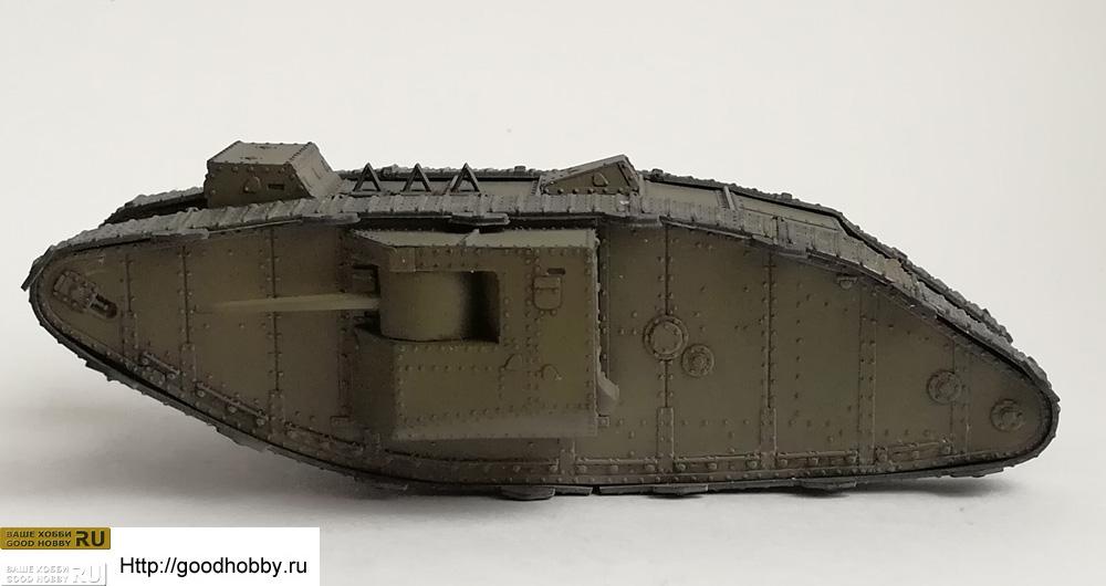 MK-II Male