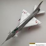 Е-8 — советский экспериментальный истребитель-перехватчик