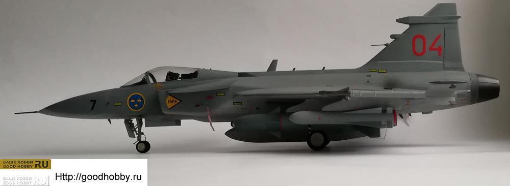 Saab J-39 Grippen