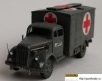 Opel Ambulance