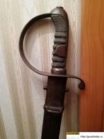Австрийская пехотная сабля. Конец 19 века.