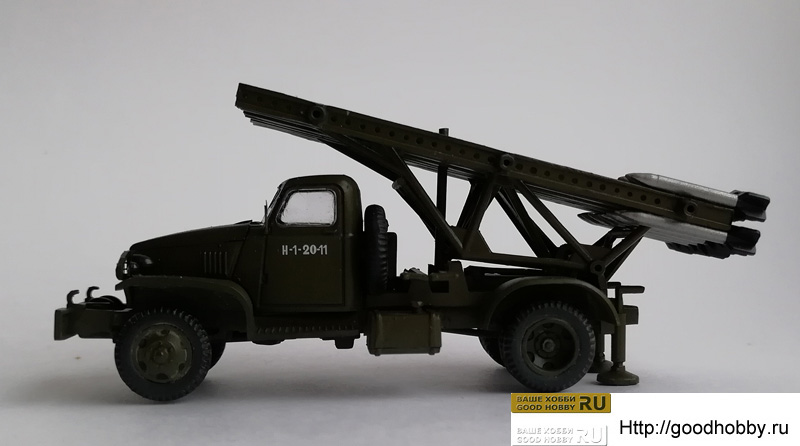 БМ-13(Шевроле)