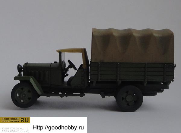 ГАЗ-ММ Полуторка