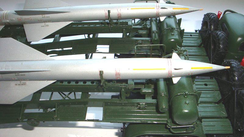 ТЗМ С-75 Зил-157