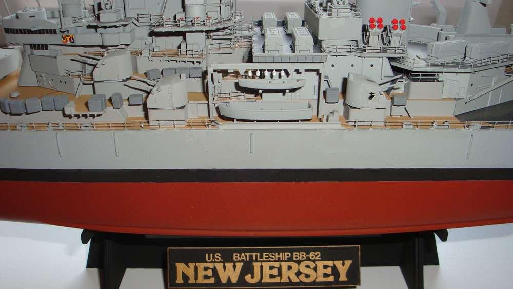 Линкор New Jersey