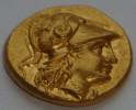 Статер. Лисимах, 324-281 гг. до н.э.