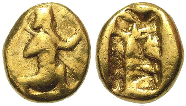 Ахеменидская Персия. Дарик