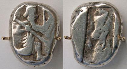 Ахеменидская Персия. Сиклос. 3