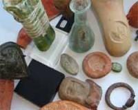Археология, артефакты.